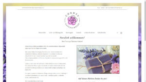 Screenshot Connys naturschaetze.com